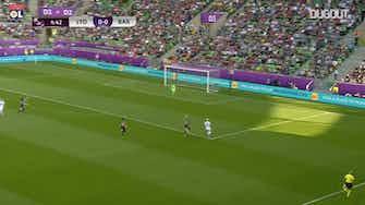 Imagem de visualização para Mulheres do Olympique Lyonnais coroadas campeãs europeias