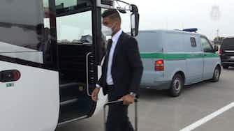 Imagen de vista previa para El Real Madrid ya está en Kiev