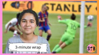 Preview image for Barcelona overcome PSG, on the verge of European success