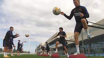 Imagen de vista previa para Casemiro prepara el partido ante el Villarreal