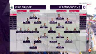 Preview image for Highlights - Club Brugge vs. K Beerschot
