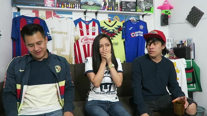 Reaccionando al Pumas 0-1 América con 'Fútbol Gourmet'