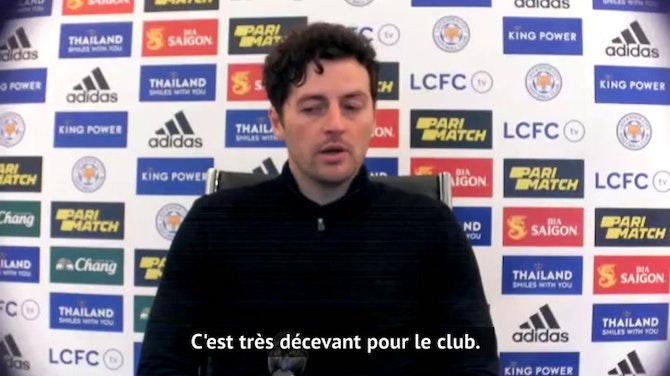 """Image d'aperçu pour 38e j. - Mason : """"Nous voulions être en Ligue des champions"""""""