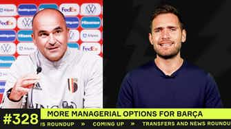 Preview image for More managerial options for Barcelona!
