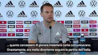 """Anteprima immagine per Per Neuer il modello è l'Italia: """"Che divertimento seguire le gare degli azzurri!"""""""