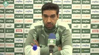 Imagem de visualização para Abel explica dificuldades no setor ofensivo do Palmeiras