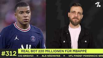 Vorschaubild für Real bot 220 Millionen!