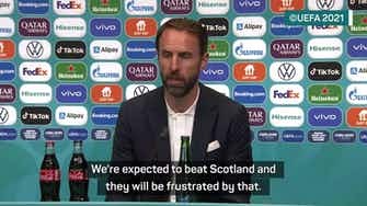 Preview image for  Southgate says England fans 'entitled to boo' after performance