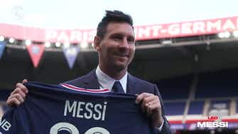 Vorschaubild für Best of Paris Saint-Germain's new arrivals in 2021