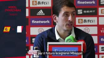 "Anteprima immagine per Oyarzabal: ""Mbappé o Benzema? Scelgo la Spagna"""
