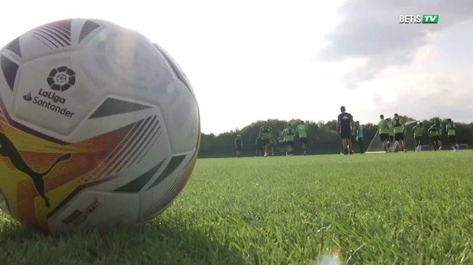 Imagen de vista previa para El Betis prepara su tercer amistoso de pretemporada