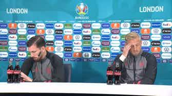Preview image for CREDIT UEFA 2021 – Has it ever been home? Kasper Schmeichel's brilliantly trolls England fans