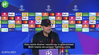 Preview image for Klopp delighted with 'dirty three points' from Atletico Madrid