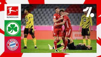 Imagem de visualização para Melhores momentos de Greuther Fürth vs. Bayern de Munique | 09/24/2021