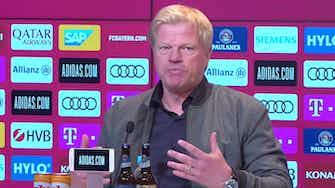 """Vorschaubild für Kahn lobt """"Bayern-DNA"""" von Leon Goretzka"""