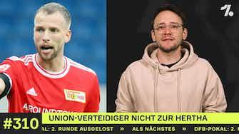 Vorschaubild für Union-Verteidiger nicht zur Hertha