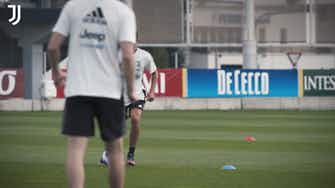 Preview image for Juventus' pre-Season continues at the JTC