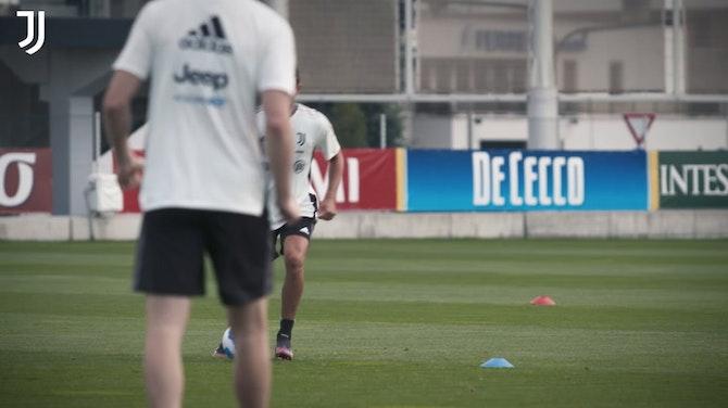 Vorschaubild für Juventus' pre-Season continues at the JTC