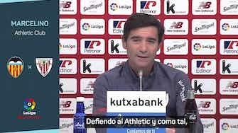 """Imagen de vista previa para Marcelino: """"Al ser la primera vez que vuelvo a Mestalla, será complicadillo"""""""