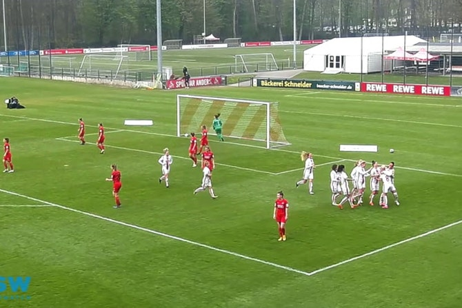 Highlights: FC-Frauen vs FC Ingolstadt
