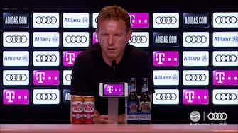 Preview image for FC Bayern: Das sagt Nagelsmann über Nianzou, Gnabry und Tolisso