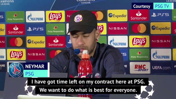 PSG are now getting the respect they deserve - Neymar