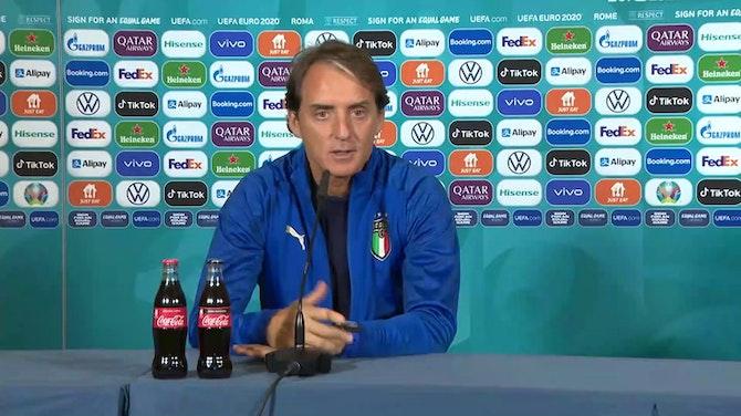 """Mancini: """"Giocheremo per vincere. Il biscotto? Non ci riguarda"""""""