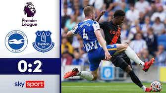 Vorschaubild für Neuzugang Gray knipst erneut | Highlights: Brighton - Everton 0:2