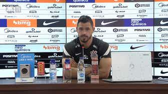 Imagem de visualização para Giuliano pede paciência para time do Corinthians conseguir entrosar