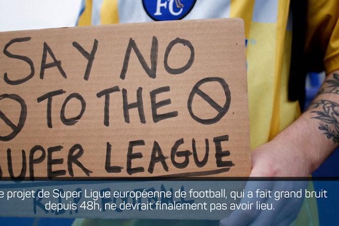 Football - Déjà la fin de la Super Ligue ?