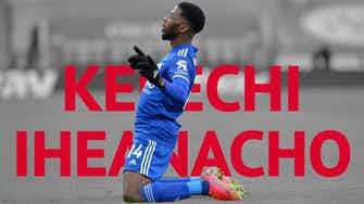 Preview image for Stats Performance on the Week - Kelechi Iheanacho