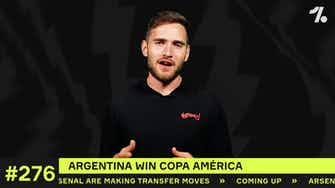 Preview image for Is Messi finally the GREATEST after Copa America win?