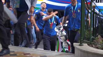 Preview image for  A crown fit for King Chiellini as Italy bask in Euro glory