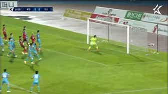 Preview image for Han Ji-ho's low free-kick catches Ansan off-guard