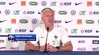 """Image d'aperçu pour Bleus - Deschamps sur Kanté : """"Il est capable de jouer partout"""""""