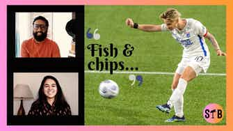 Preview image for #FishAndChips [NWSL] - Jess Fishlock with a wonder goal✨