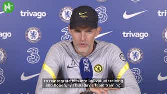 Preview image for Tuchel gives update on Edouard Mendy's fitness