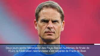 Image d'aperçu pour Pays-Bas - De Boer quitte ses fonctions