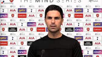 Preview image for Mikel Arteta hints at Joe Willock Newcastle departure   Spurs 1-0 Arsenal