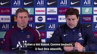 Image d'aperçu pour Demies - Mbappé, Ramos, Verratti : l'essentiel de la conf' de Pochettino avant Montpellier