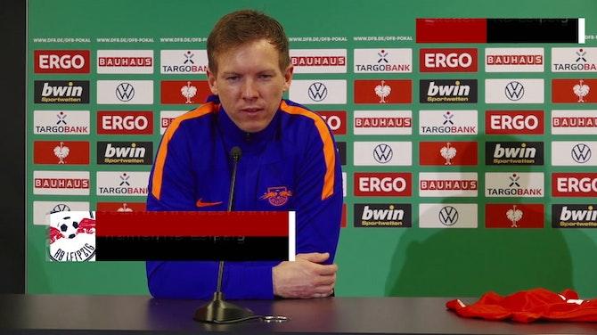 Vorschaubild für So bewertet Nagelsmann den Pokal nach Bayern-Aus