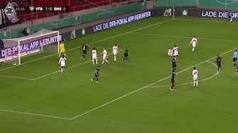 Image d'aperçu pour Thuram et Pléa inspirent la victoire contre Stuttgart