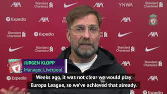Preview image for City couldn't have won title with Liverpool's injuries - Klopp