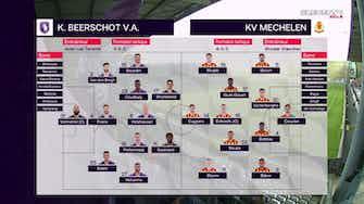 Preview image for Highlights: K Beerschot VA 0-1 KV Mechelen