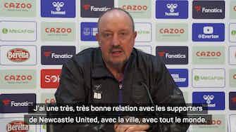 """Image d'aperçu pour Everton - Benitez : """"Bonne chance à Newcastle !"""""""