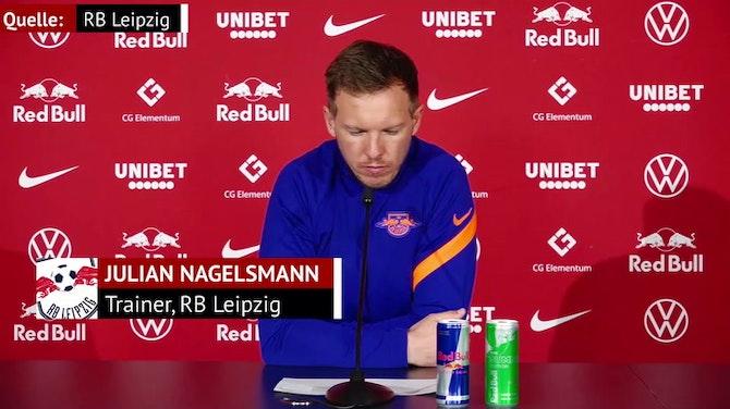 Nagelsmann: Habe mich sehr für Werner gefreut