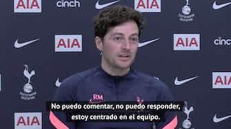 Imagen de vista previa para Las respuestas interrumpidas del reemplazante de Mourinho acerca de la Superliga