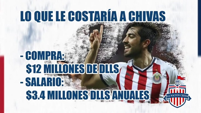 Pizarro habría pedido volver a Chivas