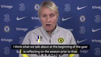Preview image for Chelsea's European focus hasn't dropped - Hayes