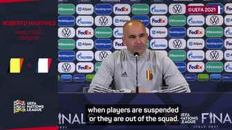 Preview image for 'Belgium are stronger than at World Cup three years ago' - Martinez
